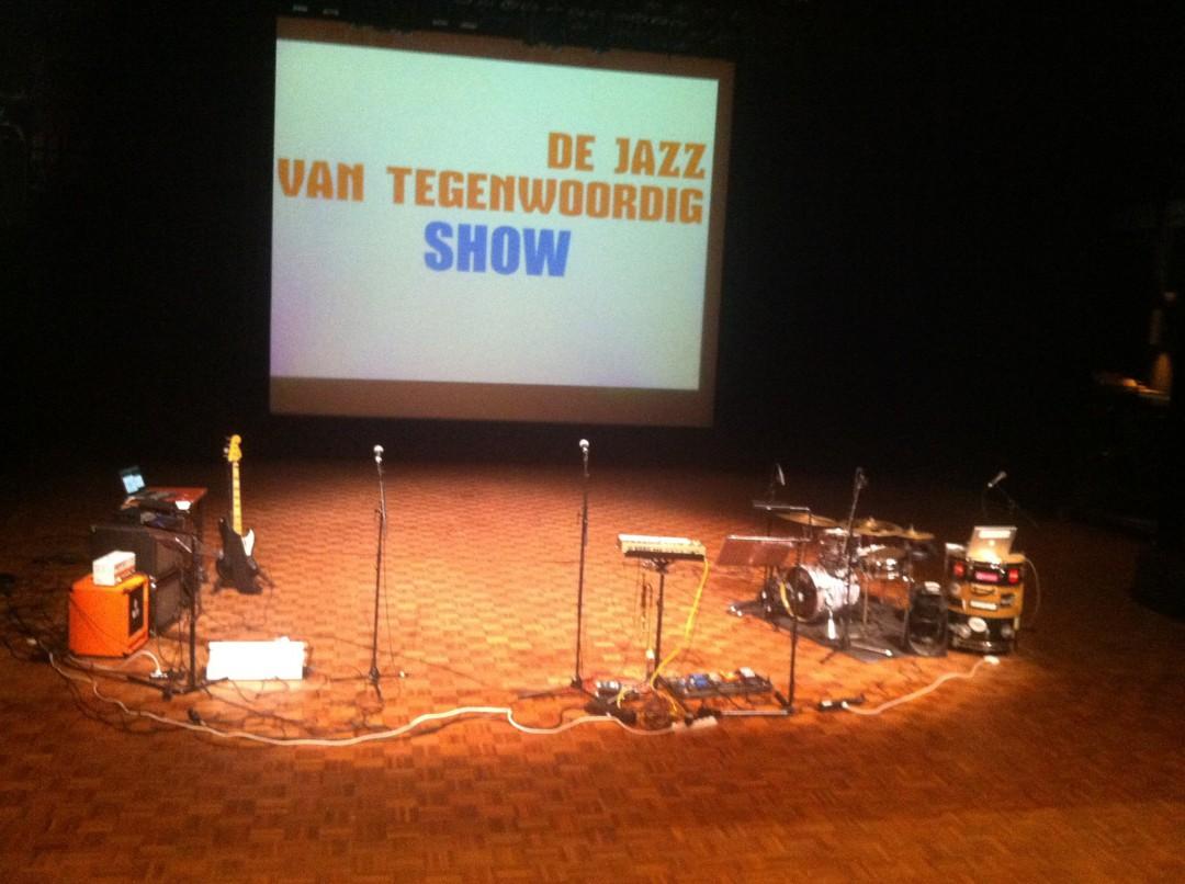 Jazz van Tegenwoordig